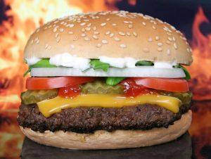 hamburge - fast food - fast fashion